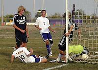 Boys Soccer Vs. Ritter 10-6-08