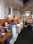 Brunch at South Congress Cafe, Austin, Texas, TX, USA