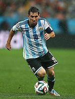 Lionel Messi of Argentina