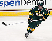 Chris McCarthy (UVM - 3) - The Boston College Eagles defeated the University of Vermont Catamounts 4-1 on Friday, February 1, 2013, at Kelley Rink in Conte Forum in Chestnut Hill, Massachusetts.