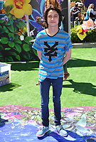 Actor Rio Mangini at the world premiere for &quot;Smurfs: The Lost Village&quot; at the Arclight Theatre, Culver City, USA 01 April  2017<br /> Picture: Paul Smith/Featureflash/SilverHub 0208 004 5359 sales@silverhubmedia.com