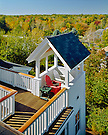 Coastal Maine. Design: Stephen Blatt Architects