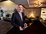 Attorney Greg Coleman, in his office at the firm Critton Luttier & Coleman, in West Palm Beach, Florida March 26, 2014.