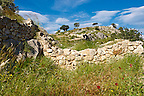 Mycenae UNESCO World Heritage  Archaeological Site, Peloponnese, Greece