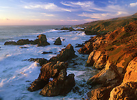 Garrapata Beach - Big Sur, California.