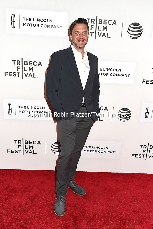 Raul Esparza attends the World Premiere of &quot;Custody&quot; at the Tribeca Film Festival&quot; on April 17, 2016 at John Zuccotti Theatre at BMCC Tribeca Performing Arts Center in New York, New York, USA.<br /> <br /> photo by Robin Platzer/Twin Images<br />  <br /> phone number 212-935-0770
