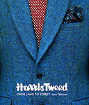 Harris Tweed - from land to street - BOOK ON SALE NOW