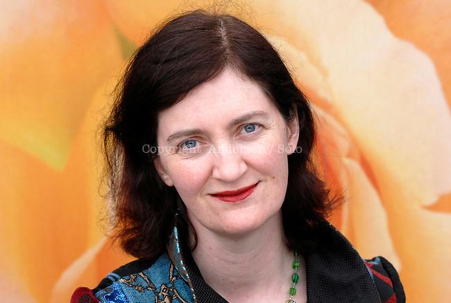 Emma Donoghue, Irish writer.
