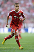 Fussball  1. Bundesliga  Saison 2013/2014  3. Spieltag FC Bayern Muenchen - 1. FC Nuernberg       24.08.2013 Mario Goetze (FC Bayern Muenchen)