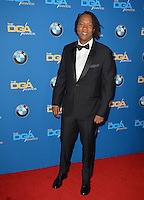 Roger Ross Williams at the 69th Annual Directors Guild of America Awards (DGA Awards) at the Beverly Hilton Hotel, Beverly Hills, USA 4th February  2017<br /> Picture: Paul Smith/Featureflash/SilverHub 0208 004 5359 sales@silverhubmedia.com