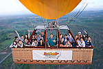 20101020 October 20 Cairns Hot Air Ballooning