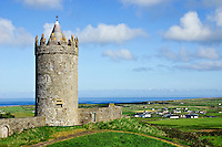 County Clare, Ireland Travel Stock Photos