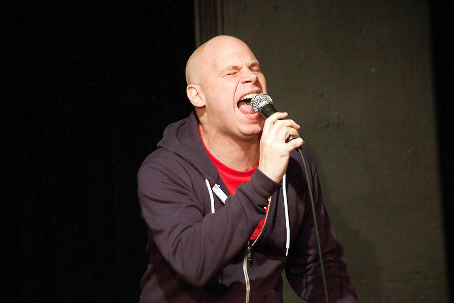 John Roy - Whiplash - May 7, 2012 - UCB Theater - New York