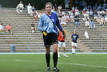 27 September 2009: North Carolina's Hannah Daly. The University of North Carolina Tar Heels defeated the Wake Forest University Demon Deacons 4-0 at Fetzer Field in Chapel Hill, North Carolina in an NCAA Division I Women's college soccer game.
