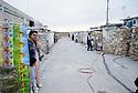 Irak 2000.Dans un camp de personnes déplacées à Erbil.    Iraq 2000.Erbil: Displaced people in a camp
