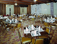 Willow Grove Park Bowling Lanes, Willow Grove, PA. Tiki Restaurant