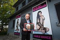 Dodo la Saumure ouvre le DSKlub à Blaton - Belgique