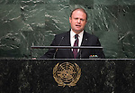 Statement by His Excellency Joseph Muscat, Prime Minister of the Republic of Malta