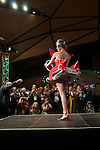 New Zealand, North Island, Wellington, fashion show for WOW World of Wearable Art. Photo copyright Lee Foster. Photo #126681