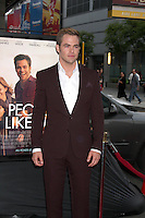 "LOS ANGELES - JUN 15:  Chris Pine arrives at the ""People LIke Us"" LAFF Premiere at Regal Cinemas at LA Live on June 15, 2012 in Los Angeles, CA"