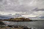 Nubble Light in York, Maine