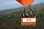 20100104 JANUARY 04 CAIRNS HOT AIR BALLOONING