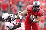 September 8, 2012: Howard Bison at Rutgers Scarlet Knights