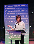 attends the 2016 ASCAP Foundation Honors at Frederick P. Rose Hall, Jazz at Lincoln Center in New York City, New York on December14, 2016.