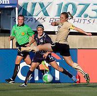 Washington Freedom vs FC Gold Pride July 24 2010