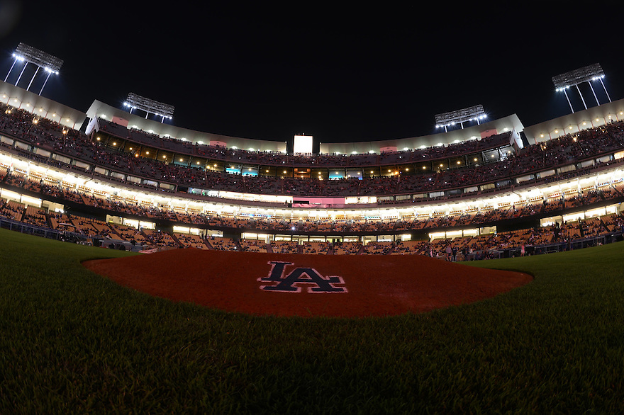 Dodger Stadium Aesthetics