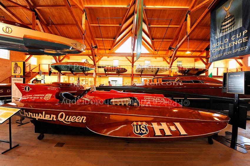 Buddy Byer's Chrysler Queen