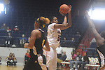 "Ole Miss' Nikki Byrd (22) vs. Grambling at the C.M. ""Tad"" Smith Coliseum in Oxford, Miss. on Saturday, December 3, 2011. Ole Miss won 78-53."