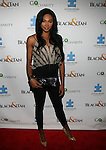 Miss USA 2012 Nana Meriwether ATTENDS NFL LEGENDS JOE MONTANA & DWIGHT CLARK HONORED AT THE CATCH SUPER BOWL  VIEWING PARTY HELD AT THE EDISON BALL ROOM, NY