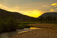 Colorado River, beginnings, Rocky Mountain National Park, Colorado