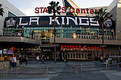 Staples Center during ice-hockey match between Los Angeles Kings and Detroit Red Wings in NHL league, February 28, 2011 at Staples Center, Los Angeles, USA. (Photo By Matic Klansek Velej / Sportida.com)