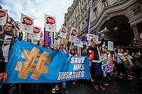 "09.01.2016 -  ""Save Our Bursary"" Demonstration - #bursaryorbust"