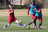 USMNT - Training Camp 2013