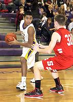 Guerin Boys JV Basketball vs Terre Haute South 1-12-13