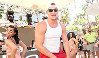 LAS VEGAS, NV - APRIL 29: Rob Gronkowski at Rehab at The Hard Rock Hotel & Casino in Las Vegas, Nevada on April 29, 2017. Credit: GDP Photos/MediaPunch