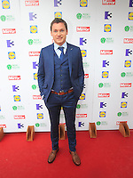 03/06/2014  <br />  David Gillick<br /> during the Pride of Ireland awards at the Mansion House, Dublin.<br /> Photo: Gareth Chaney Collins