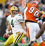 .The Green Bay Packers traveled to Paul Brown Stadium to play the Cincinnati Bengals Sunday October 30, 2005. Steve Apps-State Journal.