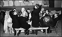 BNPS.co.uk (01202 558833)<br /> Pic: TheHistoryPress/BNPS<br /> <br /> Mayakovsky&rsquo;s play, Klop (The Bed Bug) &ndash; was performed in Russian by Intake 35 at Crail as a cunning way of avoiding cross-country runs.<br /> <br /> A former spy has given a unique account of being held hostage in an East German prison and interrogated by the KGB in a new book.<br /> <br /> Ex-British agent Douglas Boyd was confronted by the KGB while enduring solitary confinement as a Cold War prisoner in a Stasi interrogation prison behind the iron curtain in 1959.<br /> <br /> KGB officers tried desperately to get him to break his cover - of a run of the mill clerk - and offered him a bogus deal in order to get him out of the prison so they could take him to a Gulag.<br /> <br /> The Solitary Spy, A Political Prisoner in Cold War Berlin, by Douglas Boyd, is published by The History Press and costs &pound;20.