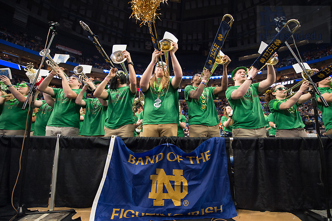 March 16, 2017; 2017 NCAA Tournament Round 1. (Photo by Matt Cashore/University of Notre Dame)