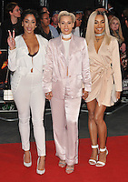 Stooshe ( Alexandra Buggs, Karis Anderson and Courtney Rumbold ) at the &quot;Deepwater Horizon&quot; European film premiere, The Empire cinema, Leicester Square, London, England, UK, on Monday 26 September 2016.<br /> CAP/CAN<br /> &copy;CAN/Capital Pictures /MediaPunch ***NORTH AND SOUTH AMERICAS ONLY***