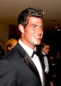"Washington, DC - May 1, 2004 -- Jesse Palmer, ""The Bachelor"" who also plays for the New York Giants, arrives for the 2004 White House Correspondents Association Dinner in Washington, D.C. on May 1, 2004..Credit: Ron Sachs / CNP.(RESTRICTION: No New York Metro or other Newspapers within a 75 mile radius of New York City)"