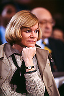 18 Feb 1987, Washington, DC, USA --- Becky Gates, Wife of American CIA Director, Robert Gates --- Image by © JP Laffont