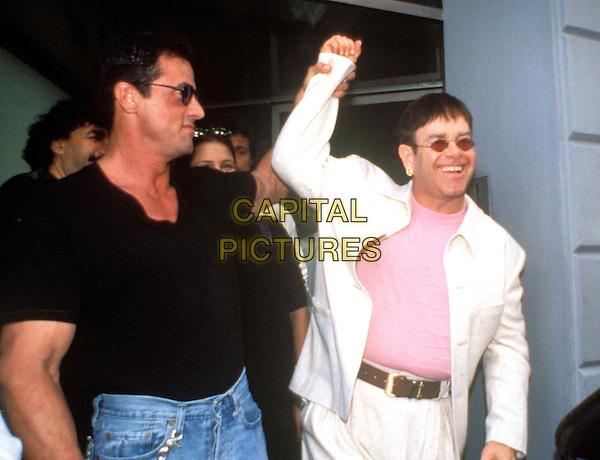 Elton John & Sylve...