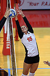 20111013 Indiana State v Illinois State VB Photos