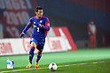 Yuhei Tokunaga (FC Tokyo), MARCH 18, 2012 - Football / Soccer :2012 J.LEAGUE Division 1 between FC Tokyo 3-2 Nagoya Grampus at Ajinomoto Stadium, Tokyo,  Japan. (Photo by Atsushi Tomura /AFLO SPORT) [1035]