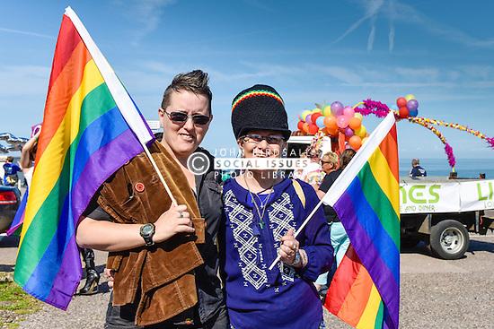 Kent Pride, Margate, Kent.
